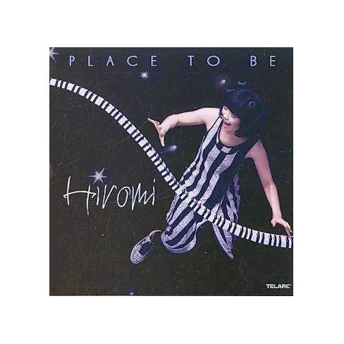 Hiromi - Place To Be (CD) - image 1 of 1