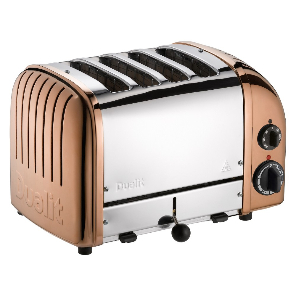 Dualit NewGen 4 Slice Toaster Copper (Brown) – 47440 53848075