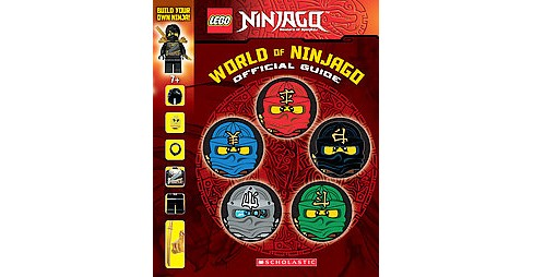 World of Ninjago : Official Guide (Hardcover) (Tracey West) - image 1 of 1
