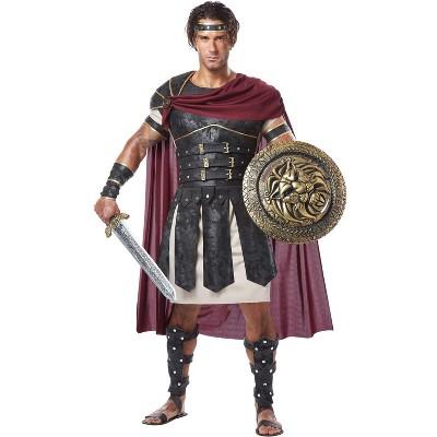 California Costumes Brave Gladiator Adult Costume