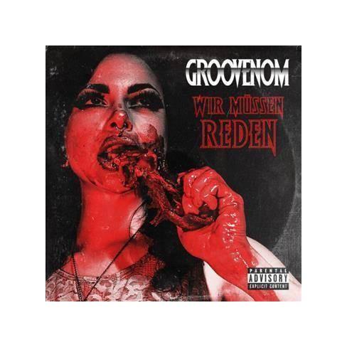 Groovenom - Wir Mussen Reden (CD) - image 1 of 1