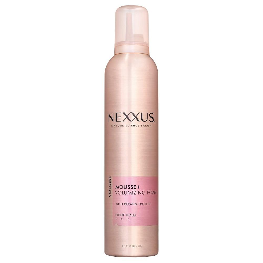 Nexxus Mousse Plus Volumizing Foam 10 6oz