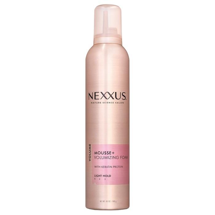 Nexxus Mousse Plus Volumizing Foam - 10.6oz : Target