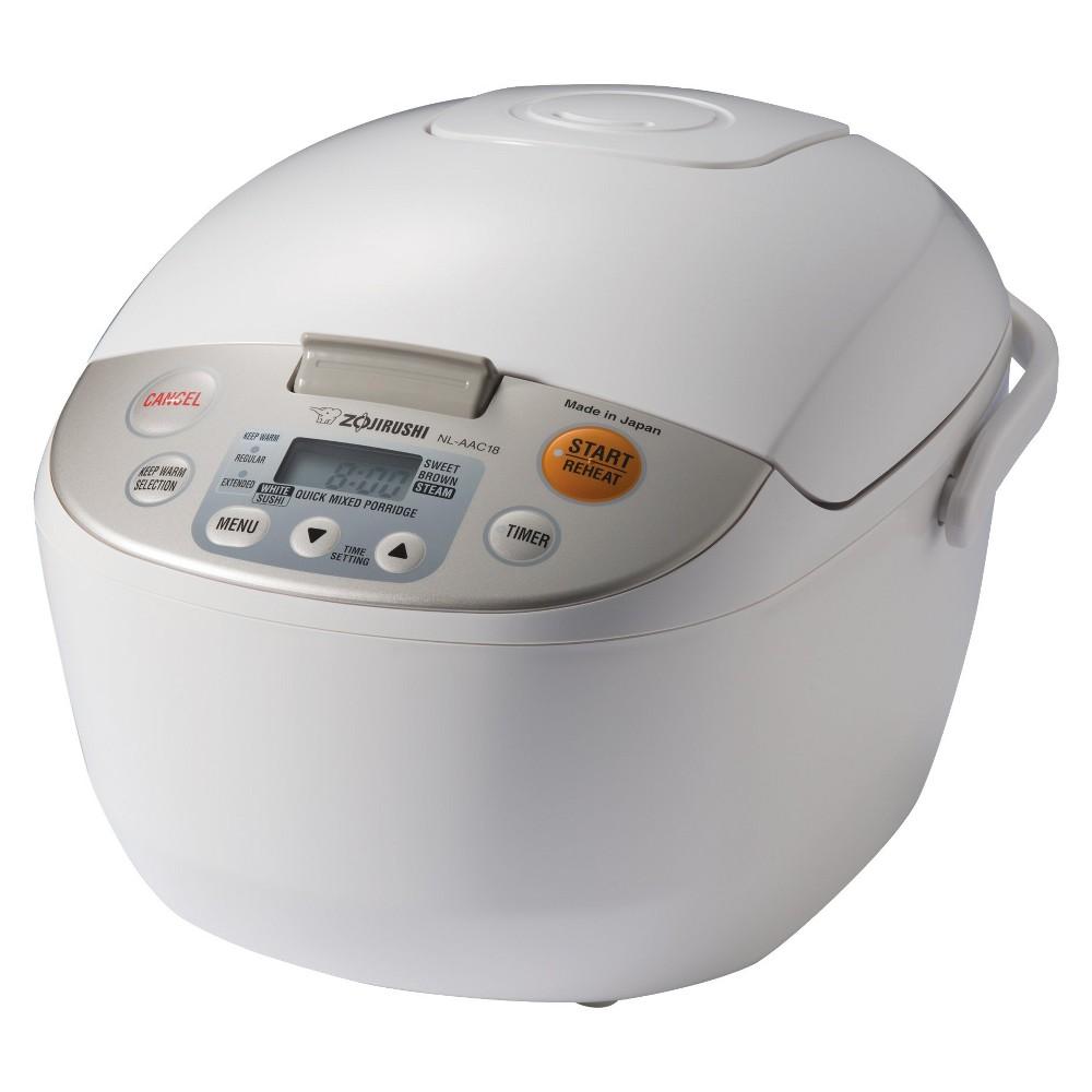 Zojirushi Micom Rice Cooker & Warmer – Beige (10 cup) 14576515