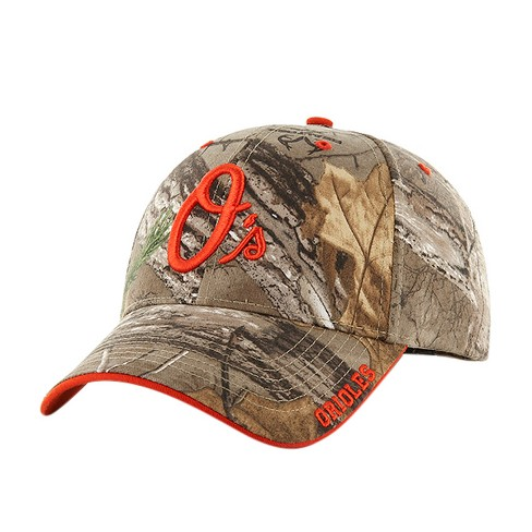 6dabce1facf MLB Baltimore Orioles Fan Favorite Realtree Hat   Target