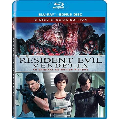 Resident Evil: Vendetta (Blu-ray) - image 1 of 1