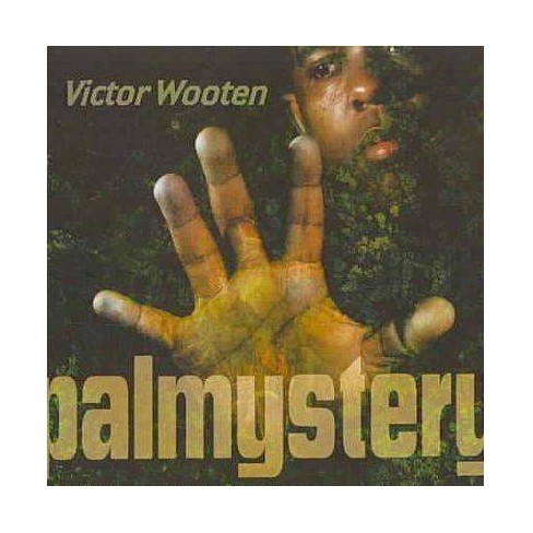 Victor Wooten - Palmystery (CD) - image 1 of 1