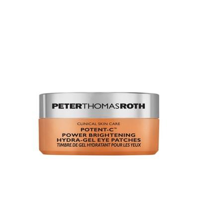 PETER THOMAS ROTH Potent-C Power Brightening Hydra-Gel Eye Patches - 60ct - Ulta Beauty