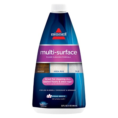 BISSELL CrossWave and SpinWave 3pk Multi Surface Formula 17893