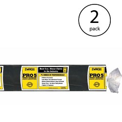 DeWitt P5 5 x 250 Foot 5 Ounce Commercial Landscape Weed Barrier Fabric (2 Pack)