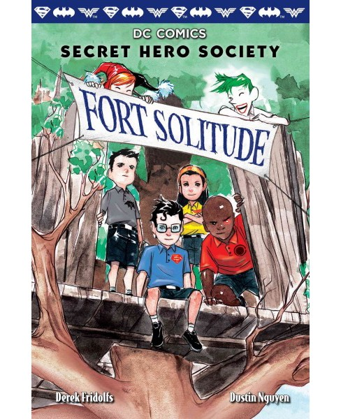 Fort Solitude (Hardcover) (Derek Fridolfs) - image 1 of 1