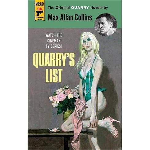 quarry 1 max allan collins