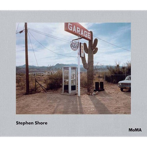Stephen Shore - (Hardcover) - image 1 of 1