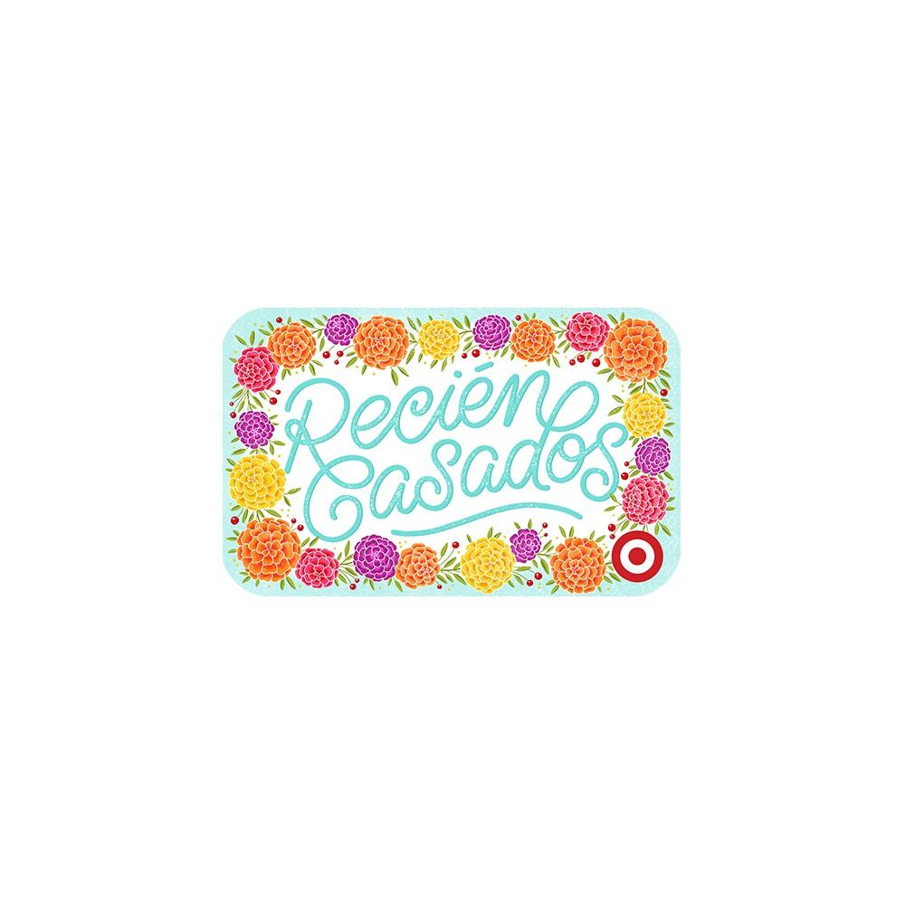 Recien Casados Target Giftcard Recien Casados Target Giftcard