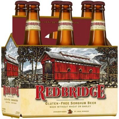 Red Bridge Gluten-Free Sorghum Beer - 6pk/12 fl oz Bottles