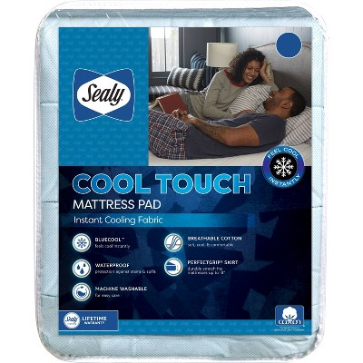 Cool Touch Mattress Pad - Sealy