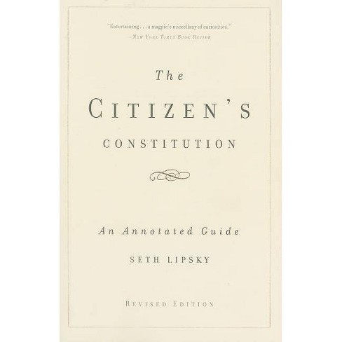 The Citizen's Constitution - (Paperback) - image 1 of 1