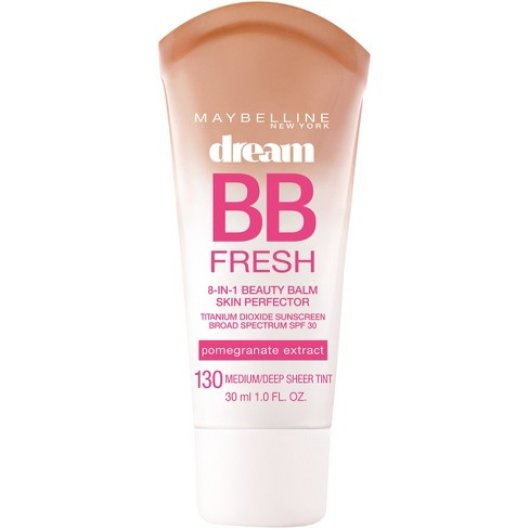 Maybelline Dream Fresh BB 130 Medium/Deep 1 fl oz - image 1 of 4