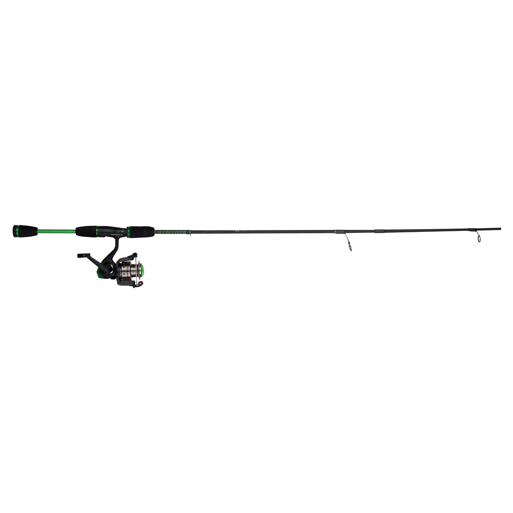Ugly Stik GX2 Spinning Youth Combo, Black