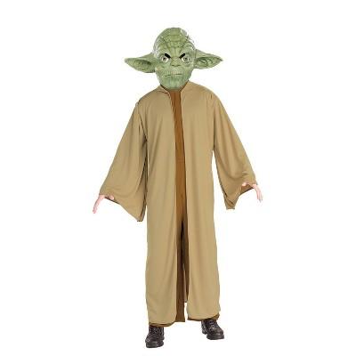 Adult Star Wars Yoda Halloween Costume XL