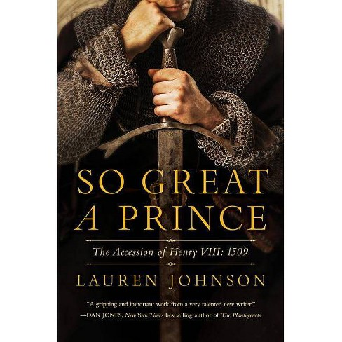 So Great a Prince - by  Lauren Johnson (Paperback) - image 1 of 1