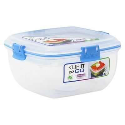 Sistema® Salad To Go Container - 37oz