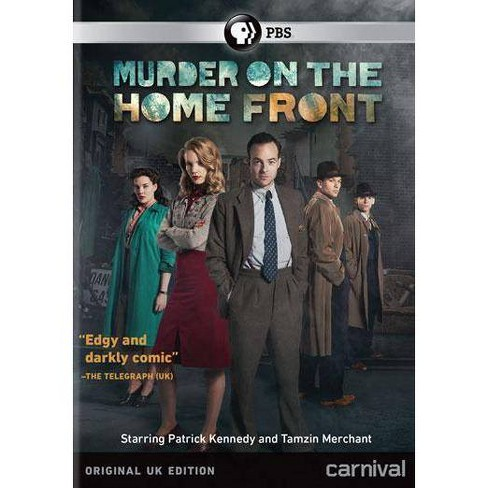Murder on the Home Front (DVD) - image 1 of 1