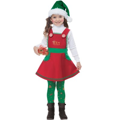 California Costumes Elf in Charge Toddler Costume