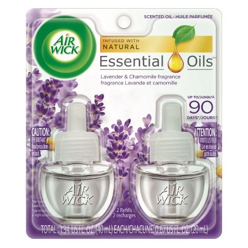 Air Wick Lavender & Chamomile Scented Oil Refills - image 1 of 1