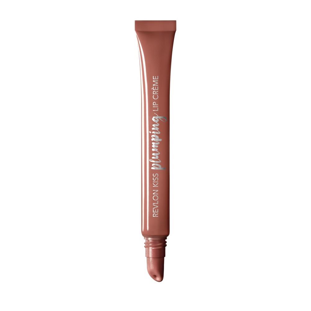 Revlon Kiss Lip Plumping Creme 515 Almond Suede -0.15oz
