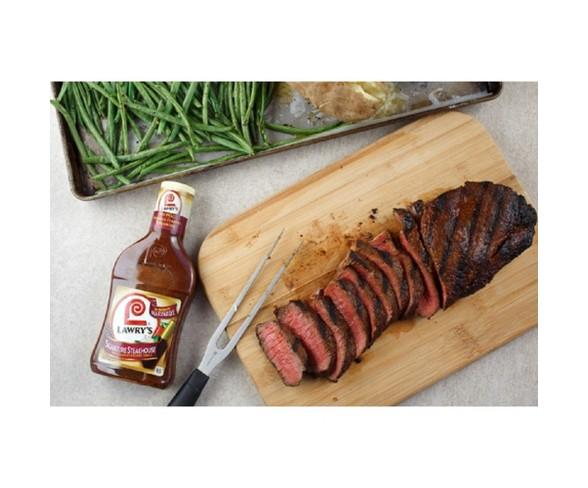 Lawry's Signature Steakhouse Marinade - 12oz