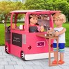 """Our Generation Pink Grill to Go Food Truck with Accessories for 18"""" Dolls - image 2 of 4"""
