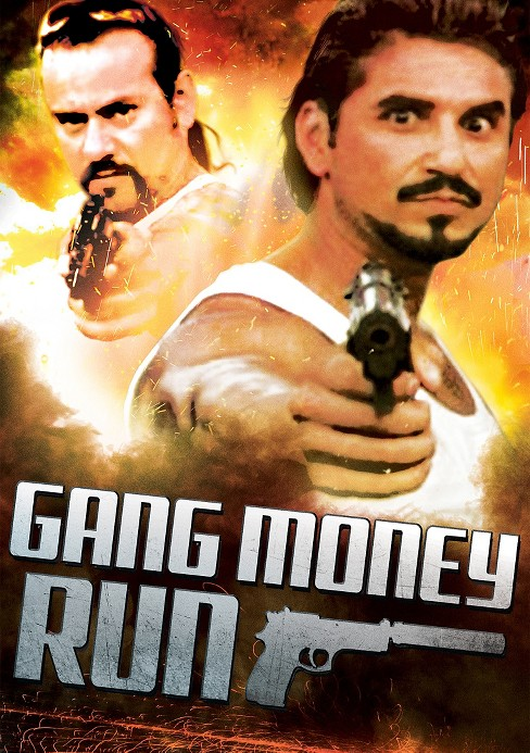 Gang money run (DVD) - image 1 of 1