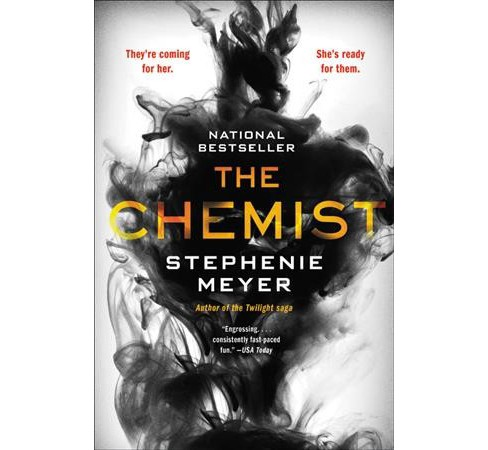 Chemist -  Reprint by Stephenie Meyer (Paperback) - image 1 of 1