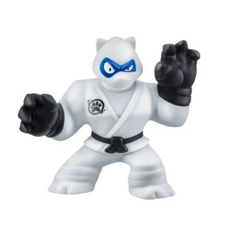 Heroes of Goo Jit Zu Action Figure - Pantero the Panther