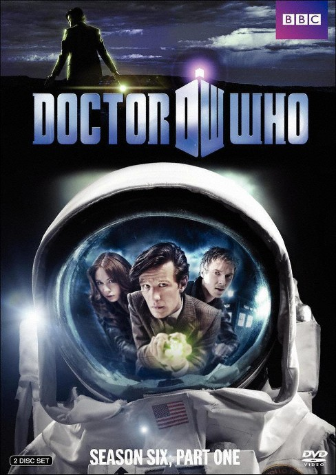 Doctor Who: Series Six, Part One [2 Discs] - image 1 of 1