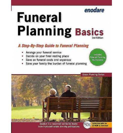 Funeral Planning Basics (Paperback) - image 1 of 1