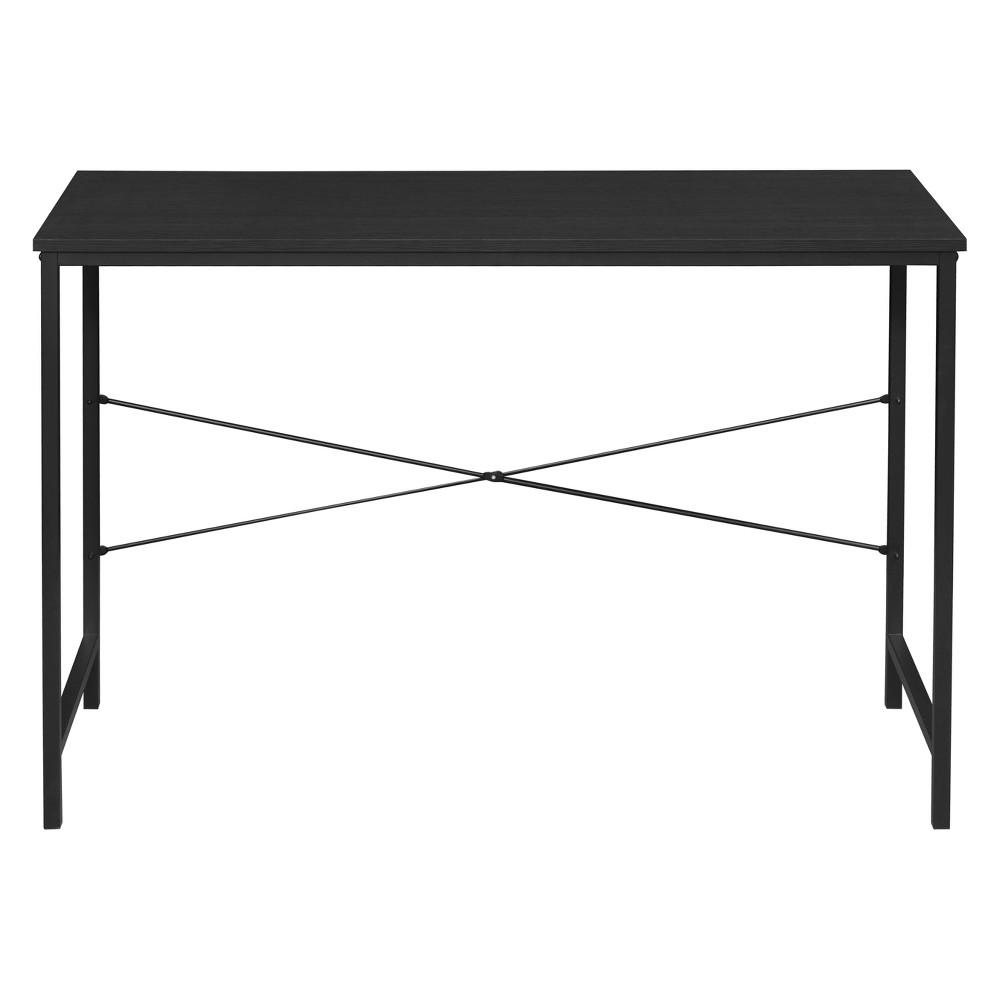 Soho Desk Shell Black Niche