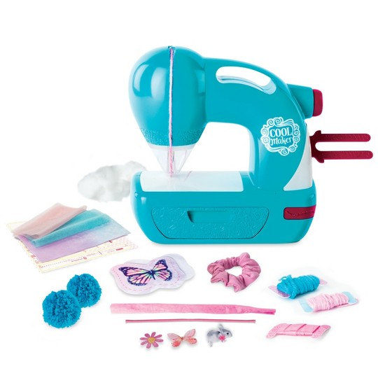 Cool Maker Sew N' Style Sewing Machine with Pom Pom Maker Attachment image number null