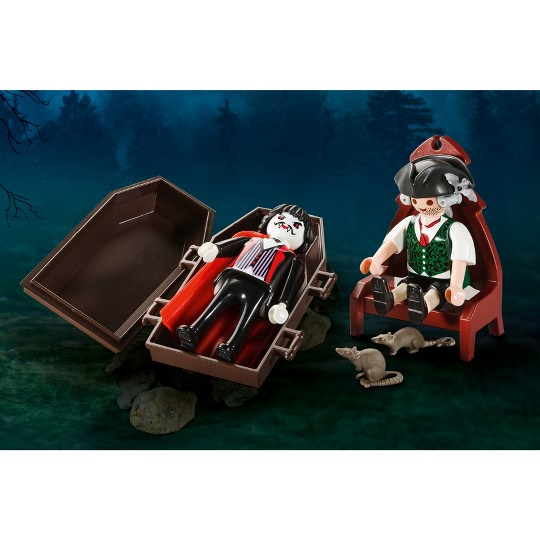 Playmobil Take Along Haunted House image number null
