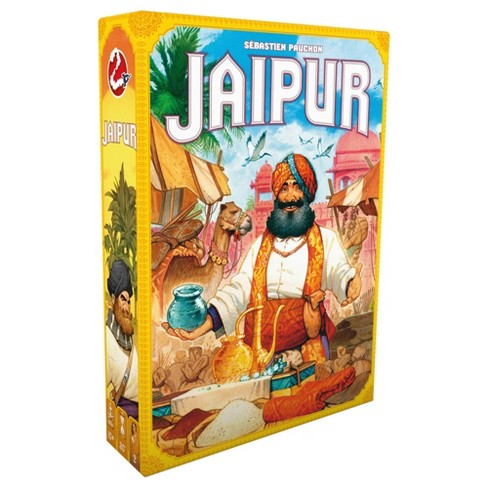 Space Cowboy Jaipur 2 Player Board Game - image 1 of 4