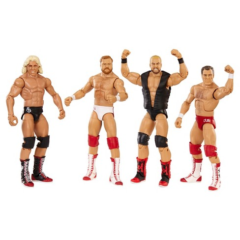 WWE Hall of Fame Four Horsemen Figure 4-Pack - image 1 of 4