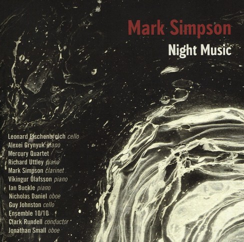 Various - Simpson:Night music (CD) - image 1 of 1