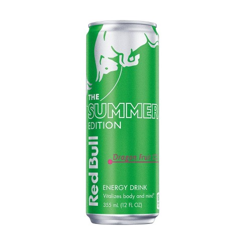 Red Bull Summer Edition Energy Drink - 12 fl oz Can - image 1 of 2
