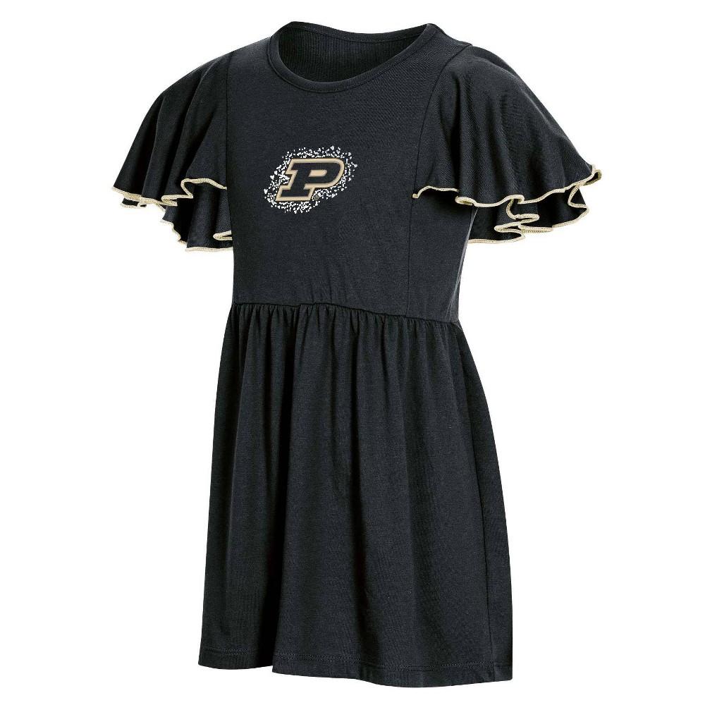 Ncaa Purdue Boilermakers Toddler Girls 39 Dress Set 3t