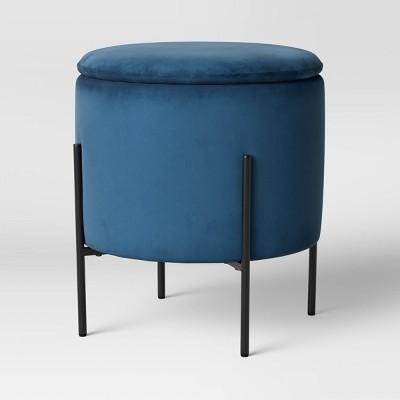 Deville Stilt with Storage Ottoman - Project 62™