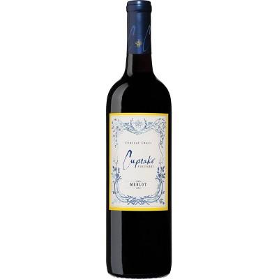 Cupcake Merlot Red Wine - 750ml Bottle
