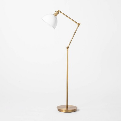 Metal Dome Floor Lamp (Includes LED Bulb) - Threshold™ designed with Studio McGee
