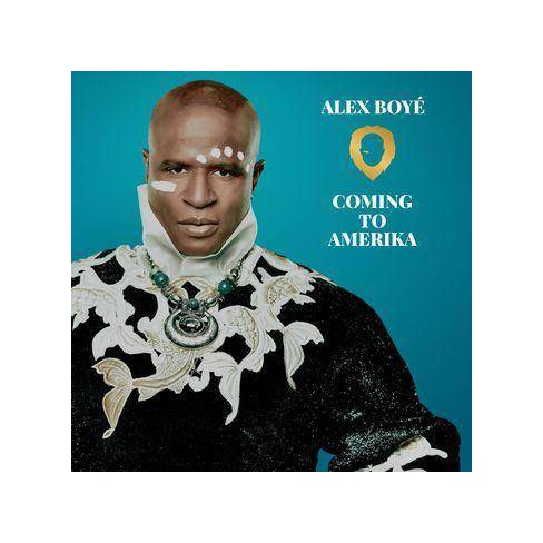 Alex Boye - Coming To Amerika (CD) - image 1 of 1