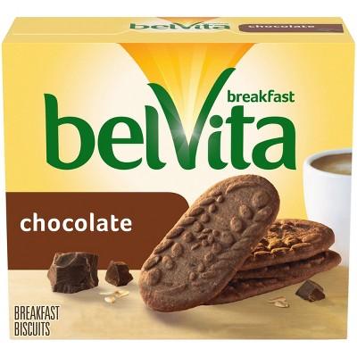 belVita Chocolate Breakfast Biscuits - 5 Packs
